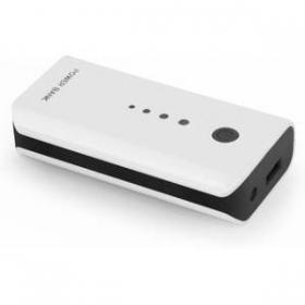 Esperanza ELECTRON  5200 mAh  fehér-fekete PowerBank (EMP104WK)