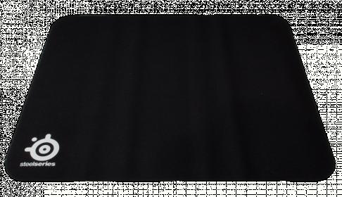 STEELSERIES QCK+ fekete gamer egérpad