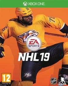 NHL 19 XBOX One játékszoftver (1039075)