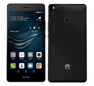 Huawei P9 Lite  DualSIM  16GB Fekete Okostelefon (51090HJF)