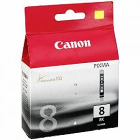 Canon CLI-8Bk fekete tintapatron (0620B001AA)