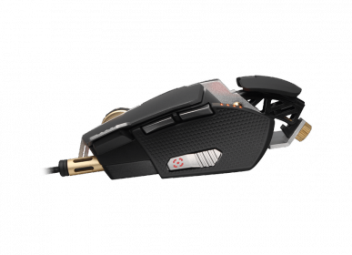 COUGAR 700M USB lézer fekete gamer egér (3M700WLB.0001)