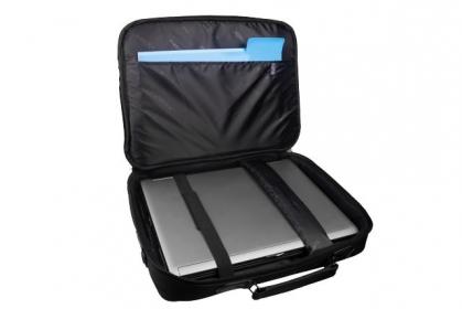 Natec Oryx Notebook Táska 17,3'' Fekete (NTO-0290)