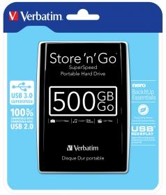 Verbatim 2.5'' Store