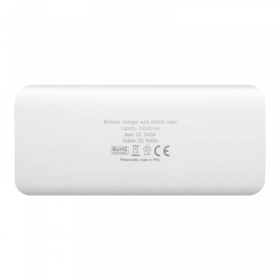 CANYON CNE-CPB100W 10000mAh fehér PowerBank