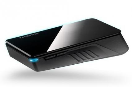 Gigabyte XENON/USB/LASER/DUAL MODE wireless lézer fekete multitouch egér