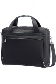 Samsonite SLIM BAILHANDLE SPECTROLITE 16'' fekete notebook táska (80U-009-004)