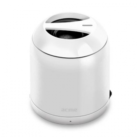 ACME SP104B Muffin 2.1 bluetooth fehér hangszóró (ACHSP104W)