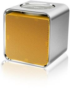 Rapoo A300 bluetooth sárga-ezüst mini hangszóró (153407)