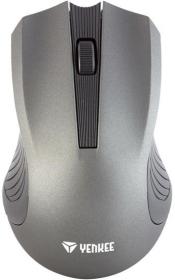 Yenkee YMS 2015GY wireless optikai ezüst egér