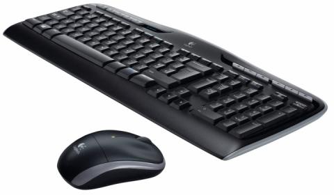 Logitech MK330 wireless angol billentyűzet + egér (920-003999)
