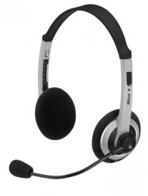 TRUST COMFORTFIT mikrofonos fekete-szürke fejhallgató (15480)