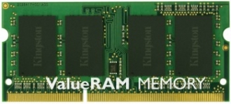 Kingston 8GB 1600MHz DDR3  Notebook Memória (KVR16S11/8)