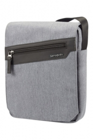 Samsonite Crossover with Flap Hip-Style #2, 9,7 Szürke Tablet Tok (61D-008-003)