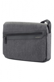 Samsonite Messenger with Flap Hip-Style #2, 10,1'' Anthracite Tablet Tok (61D-018-004)