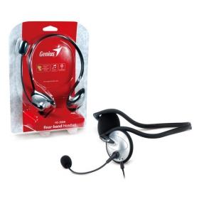 TRUST Exis Chat Pack mikrofonos fekete headset +webkamera(17028)