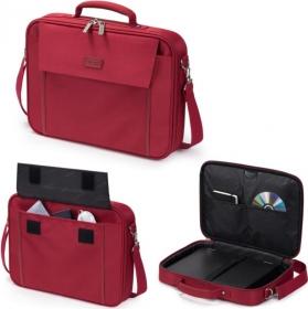 Dicota Multi BASE Notebook Táska 15,6'' Piros (D30920)