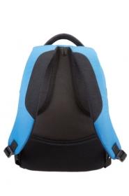 Samsonite Wanderpacks Laptop Backpack M 15,6 Kék-Fekete Notebook Hátizsák (65V-011-003)