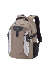 Samsonite Wanderpacks Laptop Backpack M 15,6 Barna-Szürke Notebook Hátizsák (65V-015-003)