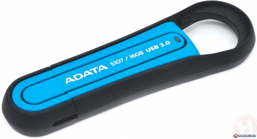 ADATA S107 16GB Pendrive Kék (AS107-16G-RBL)