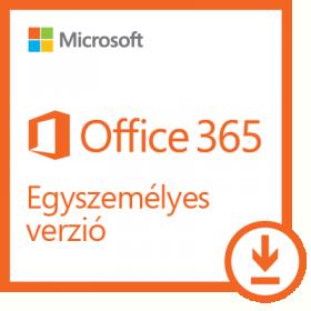 Microsoft Office 365 Otthoni verzió ESD szoftver (6GQ-00092)