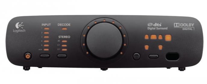 LOGITECH Z906 Surround Sound Speakers (980-000468)