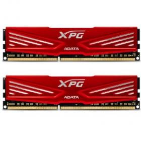 Adata DDR3 XPG V1 8GB (2x4GB) 2133MHz CL10 1.65V , Piros (AX3U2133W4G10-DR)