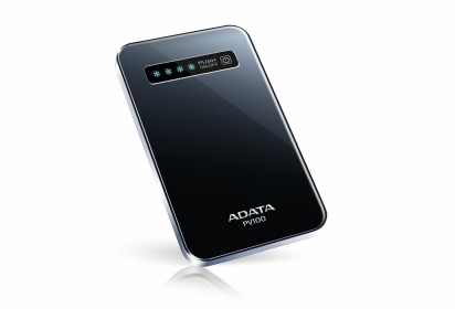 ADATA PV100 Power Bank 4200mAh (APV100-4200m-5V-CBK)