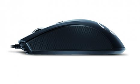Genius Scorpion M6-400 USB optikai fekete gamer egér (31040062101)