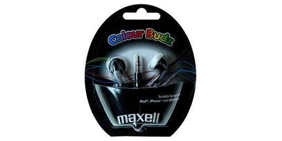 MAXELL CB-Black Fülhallgató Fekete (303483.02.CN)