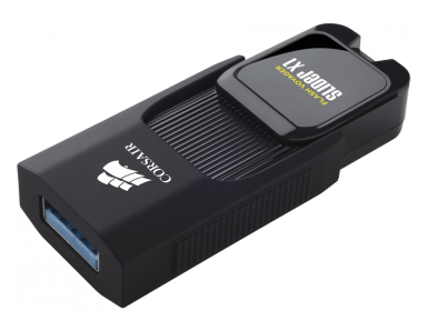 Corsair USB Flash Voyager Slider X1 32GB (CMFSL3X1-32GB)