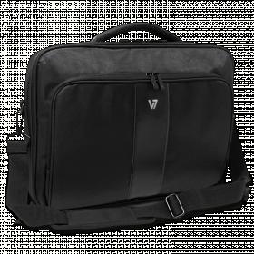 V7 Professional II Frontloader Notebook Táska 13'' Fekete (CCP24-9E)