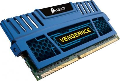 Corsair Vengeance Blue 8GB 1600MHz DDR3 (CMZ8GX3M1A1600C10B)