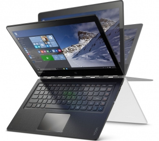 Lenovo Ideapad Yoga 900s 80ML005VHV Ezüst Notebook