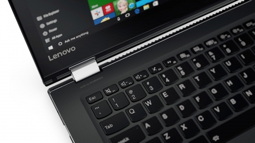 Lenovo Yoga 510 80VB0094HV Fekete Notebook