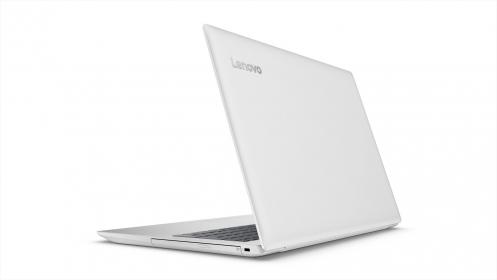 LENOVO IDEAPAD 320 15.6'' Fehér Notebook (80XH007BHV)