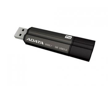ADATA S102 PRO 32GB Pendrive Titanium Szürke (AS102P-32G-RGY)