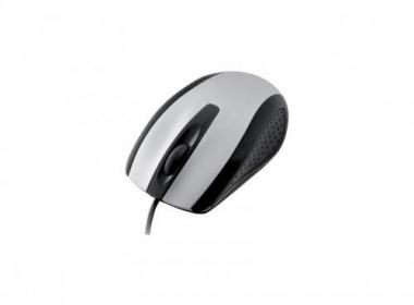 I-BOX Finch USB optikai ezüst-fekete egér (IMOC040U)