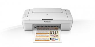 CANON  PIXMA MG2550 Fehér Nyomtató (8330B006AA)