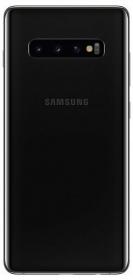 Samsung Galaxy S10+ SM-G975F 1TB Dual Sim CERAMIC BLACK Okostelefon (SM-G975FCKHXEH)