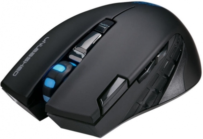 HAMA URAGE UNLEASHED wireless optikai fekete gamer egér (113733)