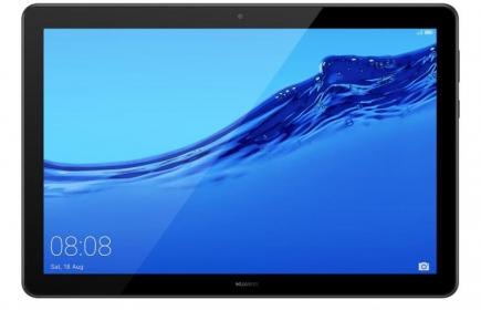 Huawei Mediapad T5 10 LTE 64GB fekete tablet (53010NXP)
