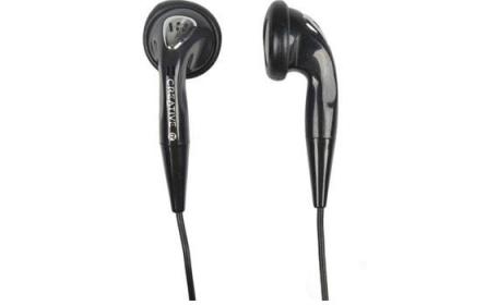 GENIUS GHP-200V Fülhallgató Fekete (GHP-200V BLACK)