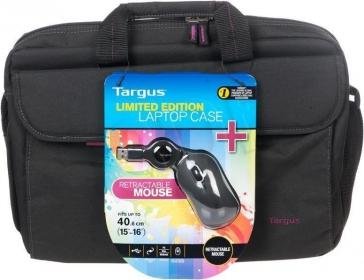 Targus Set BEU3167P notebook táska 16''+ optikai egér