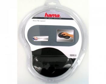 Hama 54779 memóriahabos fekete egérpad