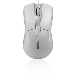 RAPOO N1162 USB optikai fehér egér (155472)
