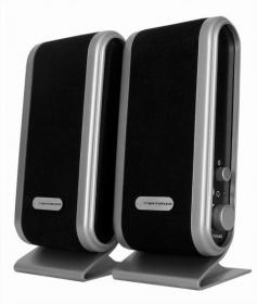 ESPERANZA STACATTO 2.0 fekete-szürke hangfalszett (EP101)