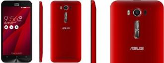 Asus ZenFone 2 Laser ZE500KL-1C433WW Piros Okostelefon (90AZ00E3-M04670)