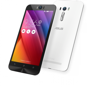 Asus ZenFone 2 Laser ZE550KL-1B086WW Fehér  Okostelefon (90AZ00L2-M00860)