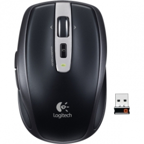 Logitech Anywhere MX wireless optikai fekete egér (910-002899)